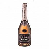 Blanc Foussy rosé Brut Grande Cuvée 12% Vol. 75cl