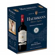 Haussmann Bordeaux supérieur BIB 3L 13%vol