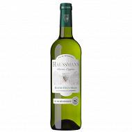 Haussmann bordeaux blanc sec 75cl 11.5%vol