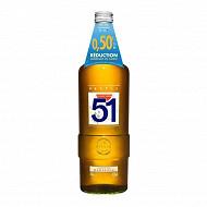 Pastis 51 1L 45%vol + BRI 0.5E