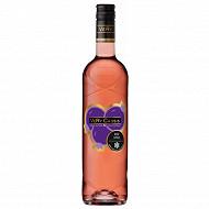 Very rosé cassis  boisson aromtisé à base de vin 75cl 10%