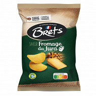 Bret's au fromage du Jura 125g