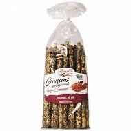 Florelli grissini artigianali graines de lin 250g