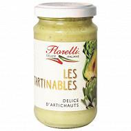 Florelli pasta & bruschetta delice d'arichauts 190g