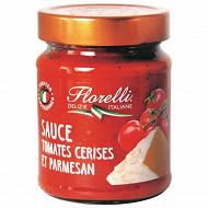 Florelli sauce tomates cerises et parmesan 250g