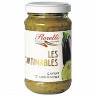 Florelli caviar d'aubergines 190g