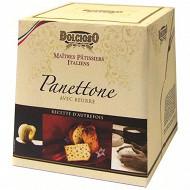 Dolcioso panettone avec beurre boîte 800g