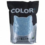 Nullodor litière color bleue 1.8 kg
