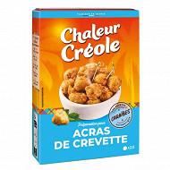 Chaleur Créole 10 préparations pour pâte à acras de crevette 100g