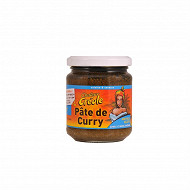 Chaleur Créole pâte de curry 200g
