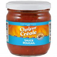 Chaleur Créole sauce rougail 380g