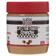 Crunchy peanut butter 340g cfoa