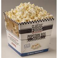 Popcorn box salé classic foods