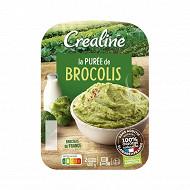 Créaline purée de brocolis 2x200g