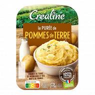Créaline purée de pommes de terre 2x200g