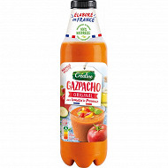 Créaline gazpacho original 750ml