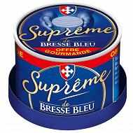 Bresse Bleu suprême offre gourmande 200g