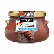 Marie Morin crème dessert chocolat au lait 500g