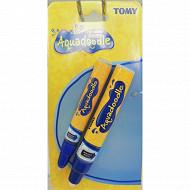 Pack de 2 stylos aquadoodle pointe fine et pointe épaisse
