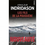 Arnaldur Indridason - Les fils de la poussière