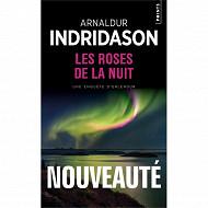 Arnaldur Indridason - Les roses de la nuit : une enquête d'erlendur
