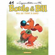Boule & Bill, Volume 41, Bill se tient à Caro