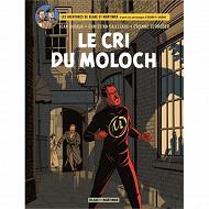 Bande dessinée - Les aventures de Blake et Mortimer Volume 27, Le cri du Moloch