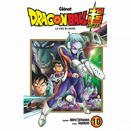 Dragon ball super Volume 10, le voeu de Moro