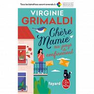 Virginie Grimaldi - Chère mamie au pays du confinement