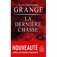 Jean-Christophe  Grange - La dernière chasse