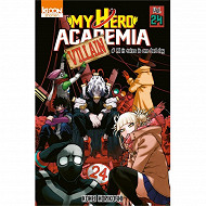 My hero academia, Volume 24, All it takes is one bad day