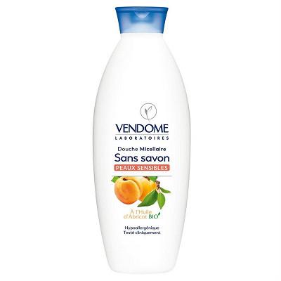 Laboratoires Vendome Laboratoires Vendome douche sans savon abricot 750ml