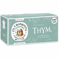 Les 2 marmottes infusion thym 35g
