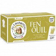 Les 2 Marmottes infusion fenouil 60g