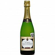 Crémant de Bourgogne Blanc Brut L'Aurore 11.5% Vol.75cl