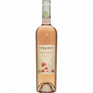 Côtes de Provence Conscience Vin bio Rosé 12% Vol.75cl