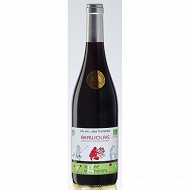 Beaujolais Rouge Bio AOP Les Hommes Signé Vignerons 12.5% Vol.75cl