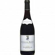 Côtes du Rhône Rouge M. Chapoutier 14.5% Vol.75cl