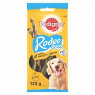 Pedigree rodeo duos recompenses au poulet et saveurs bacon pour chien 7