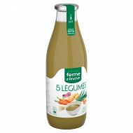 Ferme d'Anchin soupe 5 légumes 98.5cl