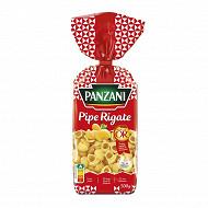 Panzani pates pipe rigate 500g les créatives