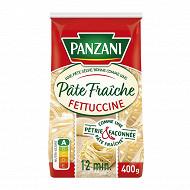Panzani qualité pâtes fraîches fettuccine 400g