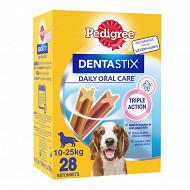 Pedigree dentastix moyens chiens 720g