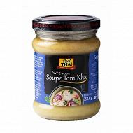 Real thai pate pour soupe recette tom kha 227g