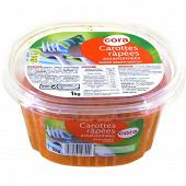 Cora carottes râpées assaisonnées1kg