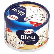 Cora bleu au lait pasteurisé 33% MG 250 g