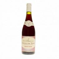 Vin rouge des côtes de Toul 12%vol