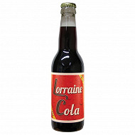 Cola artisanal Lorraine 33cl