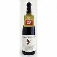 AOC Côtes du Rhône Rouge Vieilles Vignes Grand Bécassier 13.5% Vol.75cl