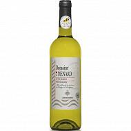 Côtes de Gascogne Blanc Sec Domaine de Ménard Cuvée Marine 11% Vol.75cl